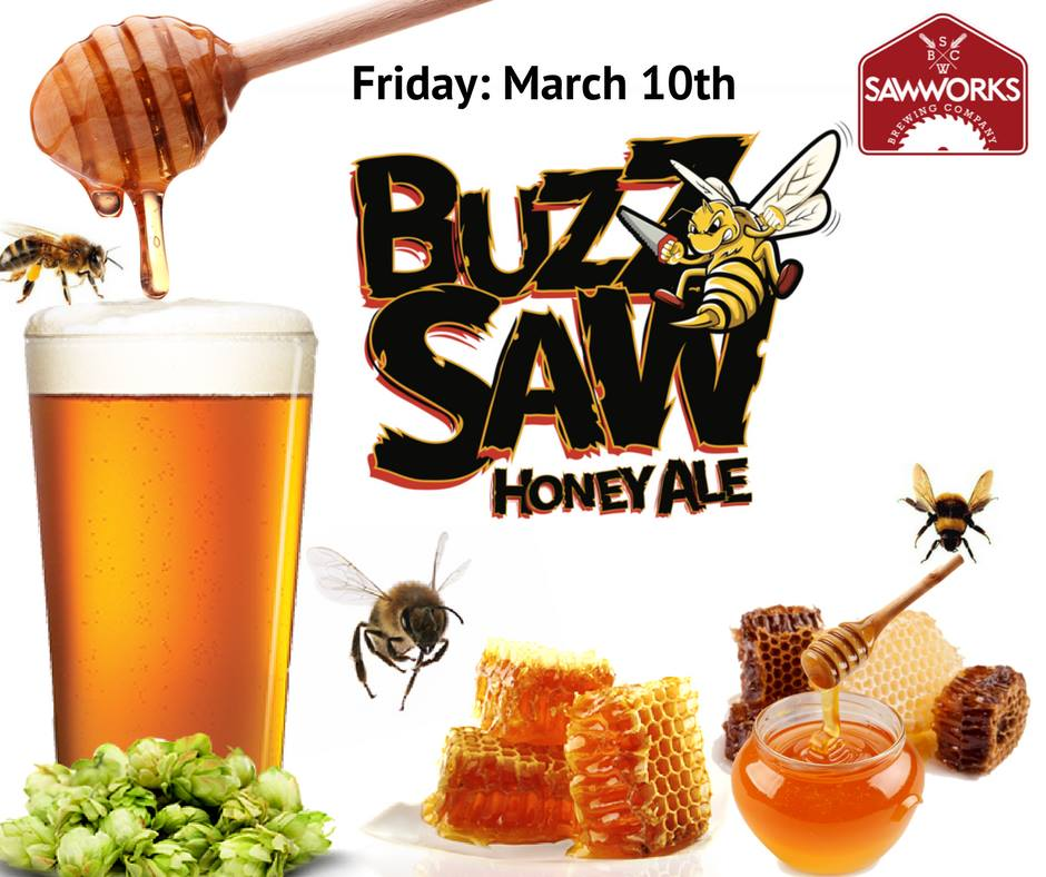 Buzz Saw Honey Ale