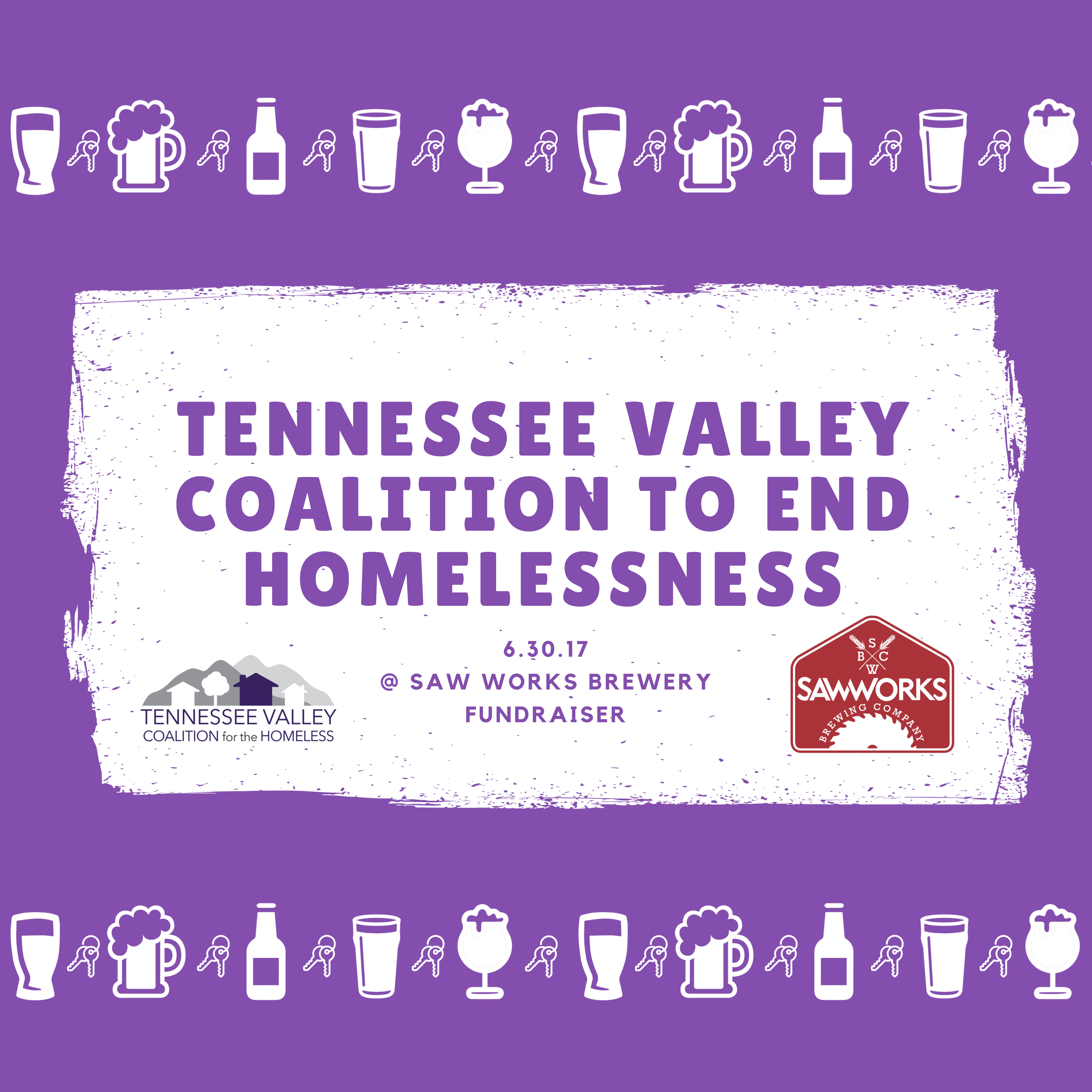TN Valley Coalition To End Homelessness Fundraiser at SawWorks